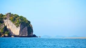 Andaman Sea Shore Stock Images