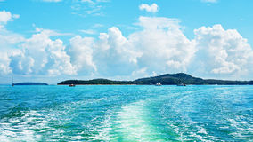 Andaman Sea Shore Stock Image