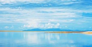 Andaman Sea Shore. Tropical beach, Andaman Sea Shore in Thailand Stock Photography