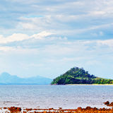 Andaman Sea Shore Stock Photos