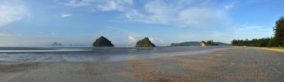 Andaman sea, south of Thailand ,krabi Royalty Free Stock Image