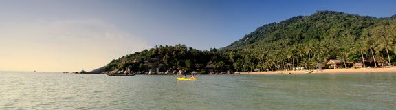 Andaman Sea in Thailand Royalty Free Stock Photography