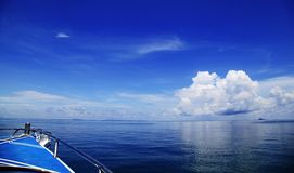Andaman Sea, Thailand Royalty Free Stock Photos