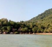 Andaman Sea in Thailand Royalty Free Stock Photo