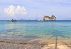 Koh Ngai Island Royalty Free Stock Photos