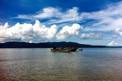 Andaman Seascape Stock Images