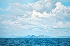 Andaman Seascape Royalty Free Stock Photography