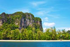 Andaman Seashore Royalty Free Stock Photos