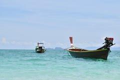 Andaman-Seehelles Blau des Tages Koh Lipe Lizenzfreie Stockfotos