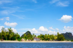 Andaman Shore Royalty Free Stock Image