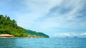 Andaman Shore Stock Images