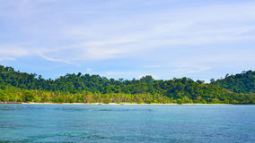 Andaman Shore Stock Photography