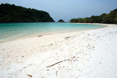 Andaman Strand XX Lizenzfreie Stockfotos