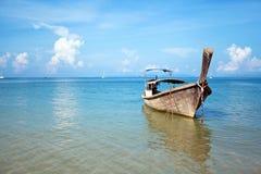andaman strandhav tropiska thailand Arkivbild