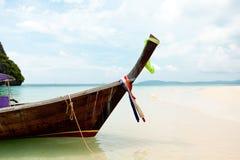 andaman strandhav tropiska thailand Arkivbilder