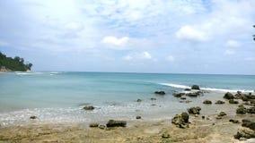 Andaman wyspy, plaża zdjęcie royalty free