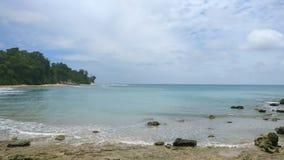 Andaman wyspy, plaża obraz royalty free