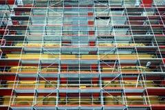 andamio Imagen de archivo libre de regalías
