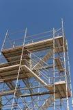 Andamio de la construcción Imagen de archivo