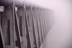Andamio de la pasarela Imagenes de archivo