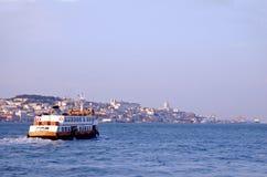 Andando a Lisbona Fotografia Stock
