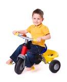 Andare in bicicletta Fotografie Stock Libere da Diritti
