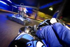 Andare-carrello nell'inseguimento Fotografie Stock