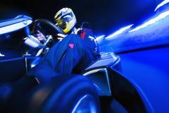 Andare-Carting Fotografie Stock Libere da Diritti