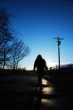 Andare a casa Fotografia Stock Libera da Diritti