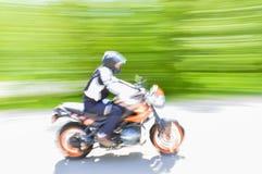 Andare velocemente Fotografie Stock Libere da Diritti