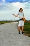 Andare verso il sud Fotografia Stock