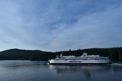 Ande av den Vancouver ön Arkivfoton