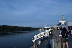Ande av den Vancouver ön Royaltyfri Bild