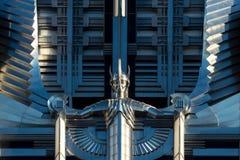 Ande av energi - Hudson Building Arkivbild