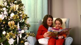 Ande av jul arkivfilmer