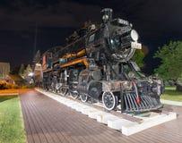 Ande av Sir John Locomotive, Kingston, PÅ Royaltyfri Foto