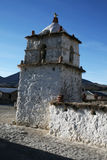 Andean belfry Stock Photos