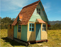 Andean Cottage Stock Images
