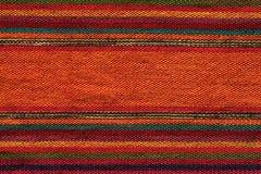 andean färgrik textil Royaltyfri Foto