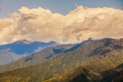 Andean Highland Landscape, Ecuador Royalty Free Stock Photography