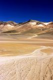 Andean Highway Royalty Free Stock Photography