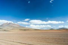 Andean Hills Stock Photo