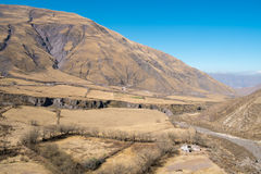 Andean landscape Royalty Free Stock Image