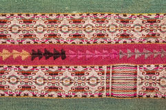 Andean  loom Royalty Free Stock Photos