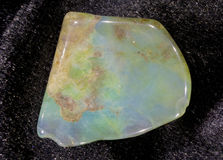 Andean Opal Macro Arkivfoton
