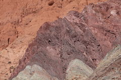 Andean region mountains background. Arid multi-colored mountains (Northern Argentina stock photos
