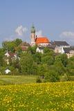 andechs μοναστήρι Στοκ Φωτογραφία