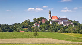 Andechs Stock Photo