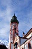 Andechs Kloster Stockbild