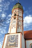 Andechs Monastery Stock Images